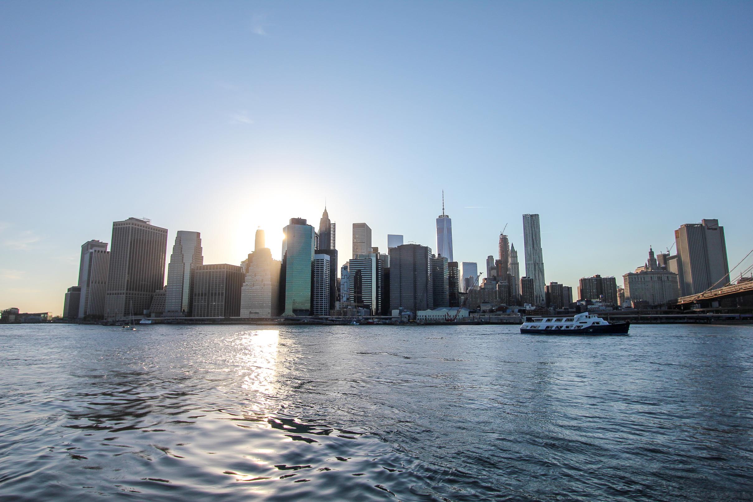 USA 2015: Good morning Manhattan