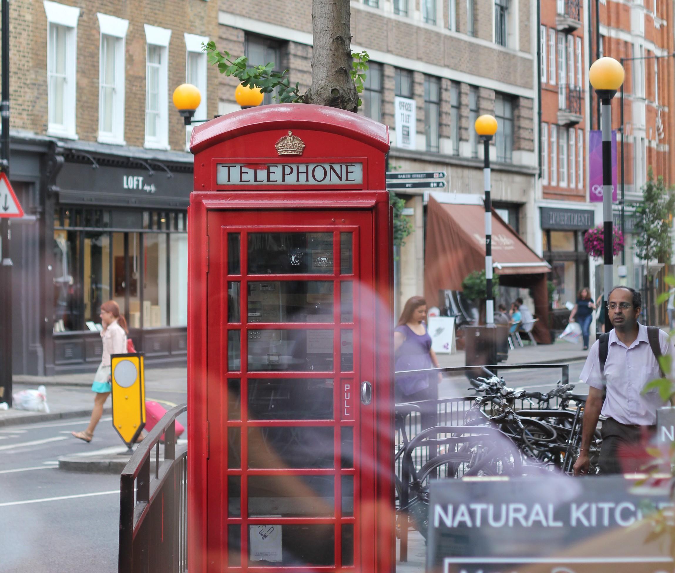 London – April 2010